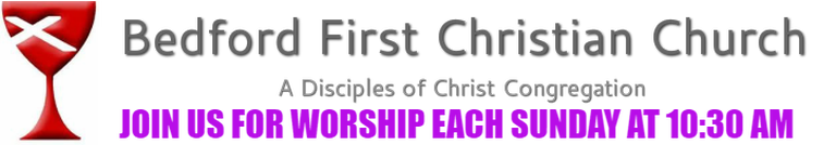 Bedford First Christian Church (DOC)